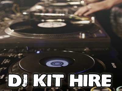 Pioneer CDJ hire and Pioneer DJM Hire