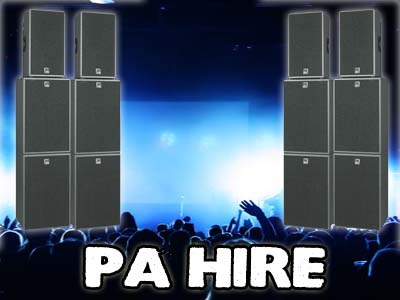 SOUND EQUIPMENT HIRE IN KENT