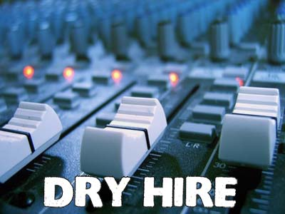 Dry hire in kent