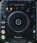 Pioneer CDJ Hire - CDJ 1000 Hire in Kent from Audiocrew.