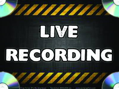 Live Recording Kent, mobile recording studio in Canterbury