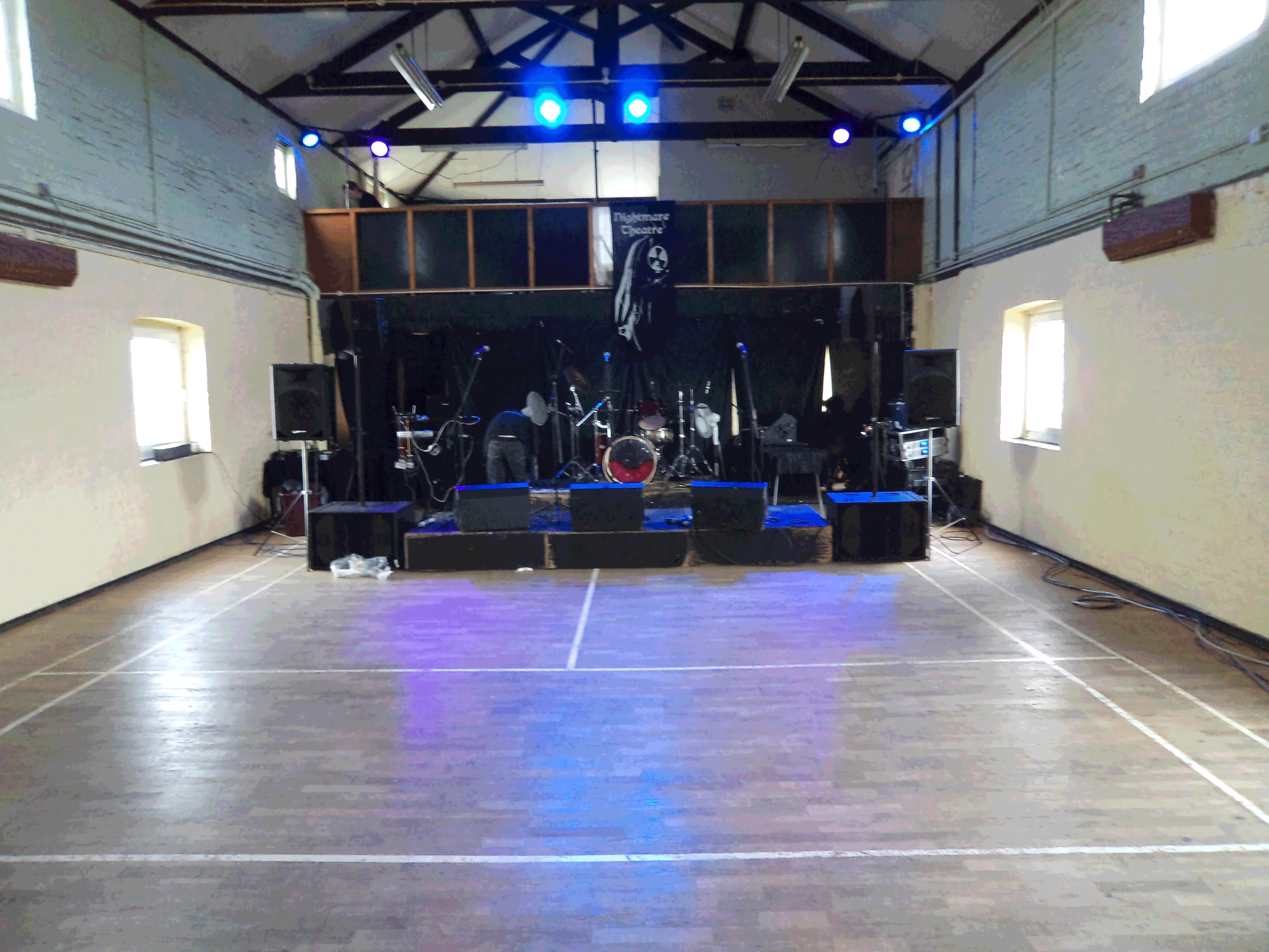 PA hire for gigs in Kent from Audiocrew