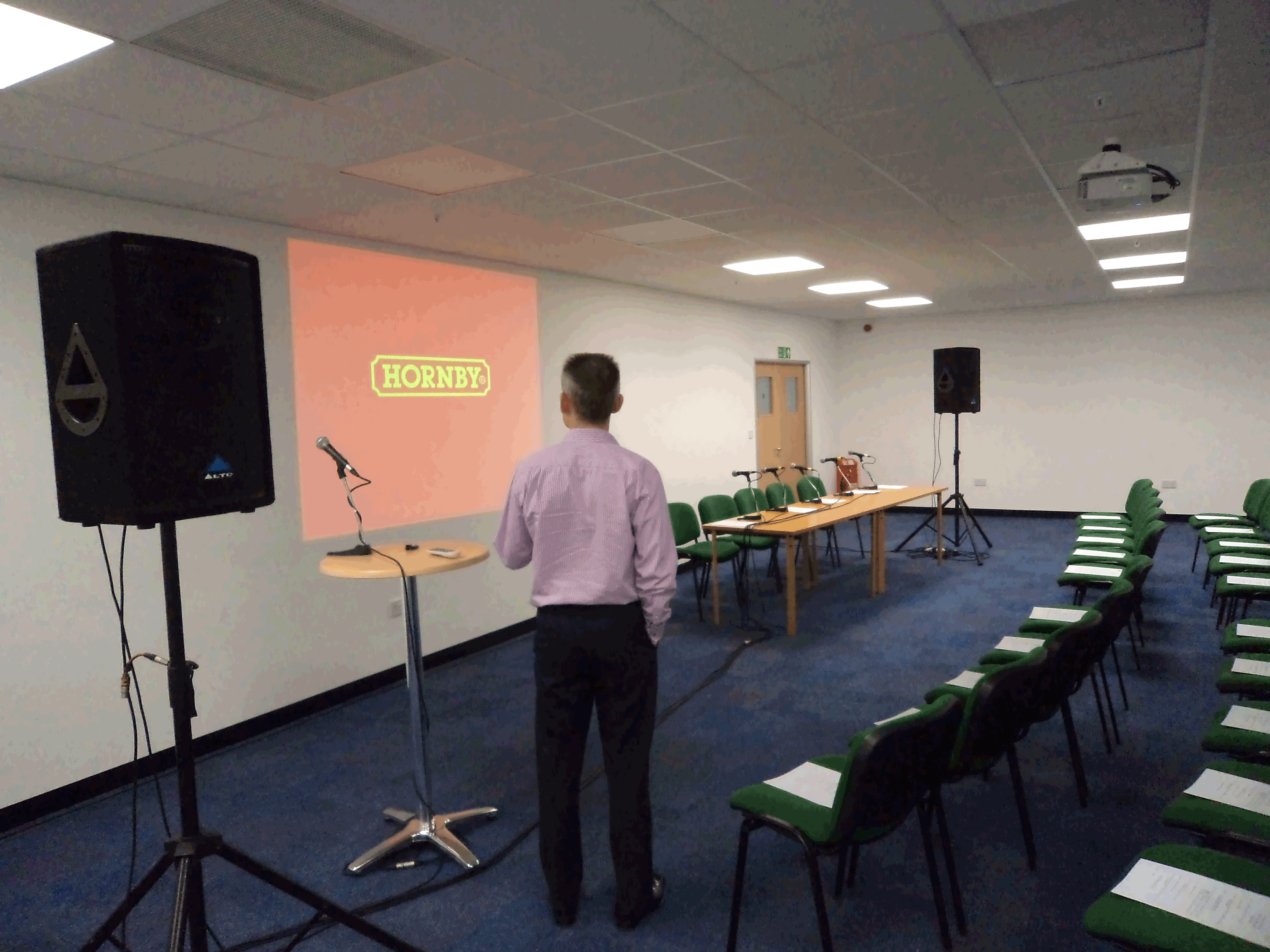 PA Hire for Conferences in Kent
