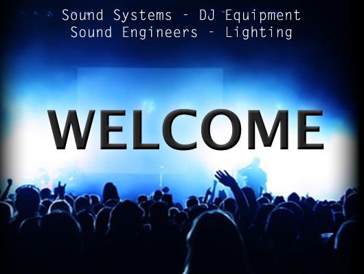 Sound hire Kent