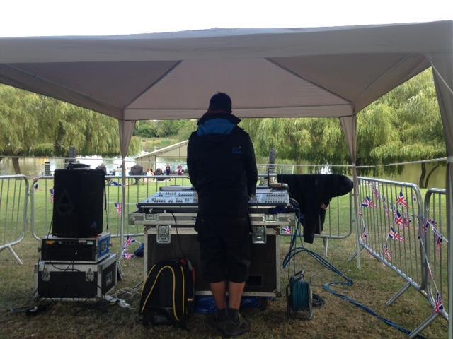 Sound Engineer Hire Kent