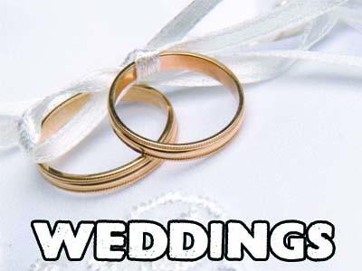 Wedding Sound Hire - Wedding PA
