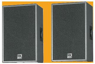 Equipment Hire | Active Speakers