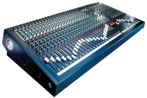Sound Equipment | Analog Mixing Desks