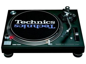 Technics 1210 Vinyl Deck Hire Kent