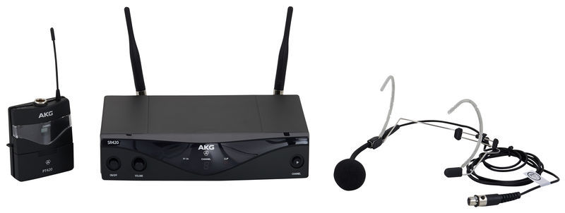 Headset microphone hire, Lapel mic hire in Kent